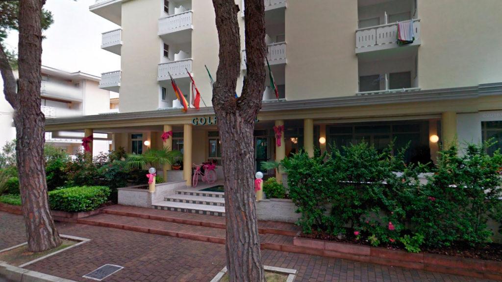 Hotel Golf Corso Europa Bibione