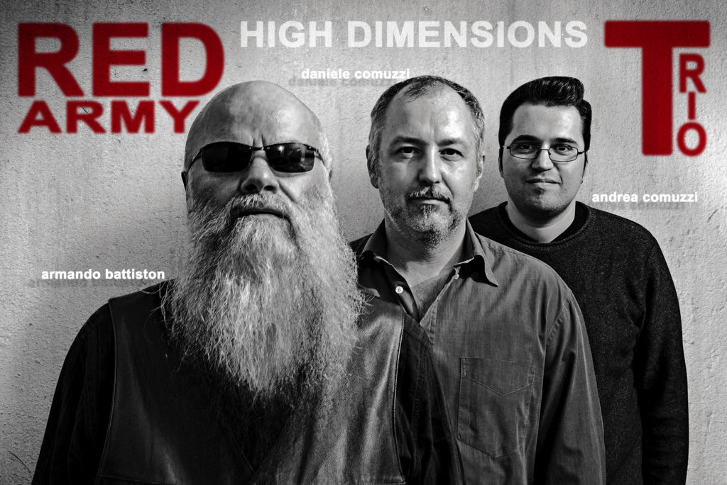 RED ARMY High Dimensions TRIO