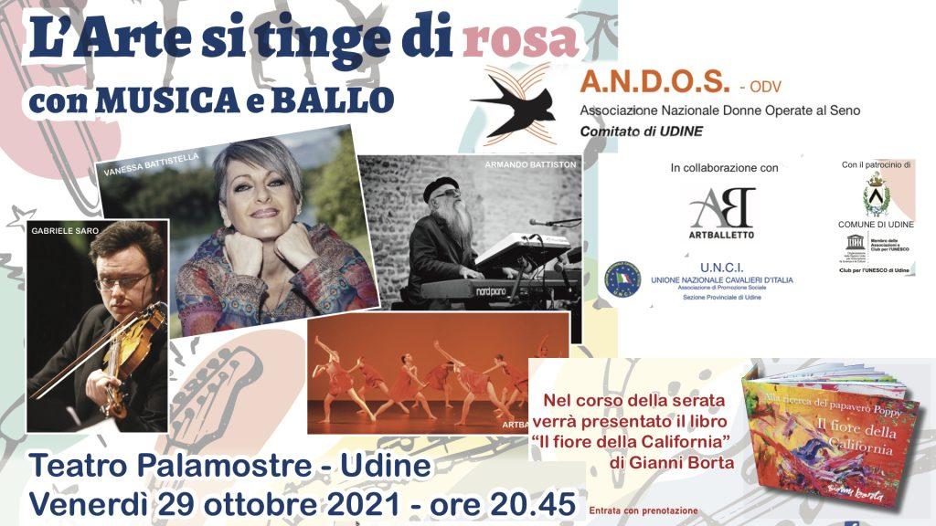 Armando Battiston - Vanessa Battistella - Gabriele Saro - 29 ottobre 2021